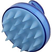 Newin Star Brosse à shampooing massante en silicone souple pour soin du cuir chevelu Nettoyage des cheveux Douche…