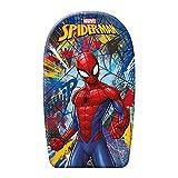 John 79223 - Bodyboard Spider-Man - Schwimmbrett, Schwimmhilfe für Kinder