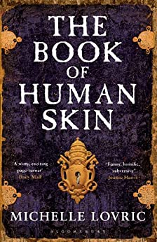 Book of Human Skin by [Lovric, Michelle]