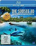 Die S�dsee 3D - Bikini Atoll & Marshallinseln (+ 2D Version) [Blu-ray 3D]