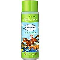 Childs Farm 3 in 1 Swim Strawberry & Organic Mint, 250ml