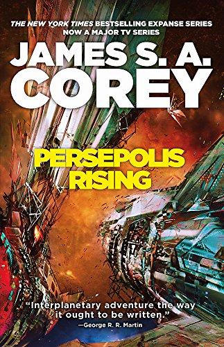 Persepolis Rising: Book 7 Expanse por Corey James