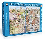 Oxford and Cambridge Jigsaw Puzzle 1000 Piece