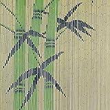 Frank Flechtwaren Bambus-Vorhang Bamboo