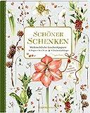 Geschenkpapier-Buch - Schöner schenken (M. Bastin): Weihnachtliche Geschenkpapiere