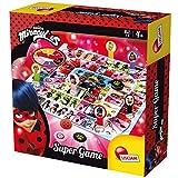 Lisciani Giochi 66070.0–Ladybug Miraculous Super Game