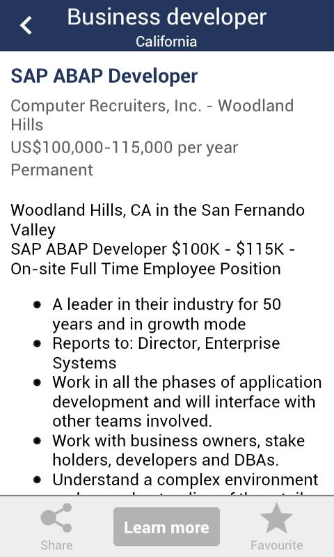 Careerjet cerco lavoro annunci lavoro trova lavoro for Cerco lavoro subito