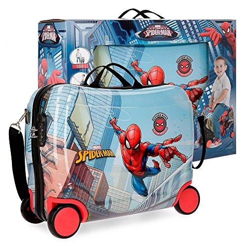 025148340 Maletas Spiderman - ¡El personaje Favoritos de vuestros peques ...