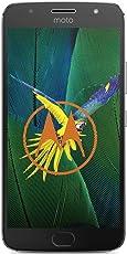 Motorola Moto G5s Plus Smartphone 13,97 cm (5,5 Zoll), (13MP Kamera, 3GB RAM/32GB, Android) Lunar Grau