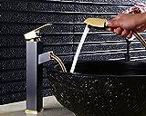 Daadi Küche bad waschbecken wasserhahn Kupfer schwarze Patina Wasserhahn warmes und kaltes Einloch Teleskop verschärfen.