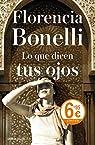 Lo que dicen tus ojos par Bonelli