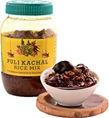 The Grand Sweets & Snacks Adyar Puli Kachal Rice Mix (500g)