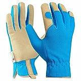 Tommi 779928 Handschuh Walnuss Größe L, Blau