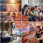 WiMiUS-Vidoprojecteur-Vido-Projecteur-Full-HD-1080P-58-LCD-Rtroprojecteur-3500-Lumens-Supporte-LED-50000-Heures-Projector-Home-Cinma-Compatible-HDMI-VGA-USB-AV-TF-Noir