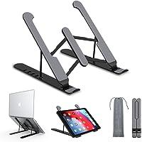 VersionTECH. Support Ordinateur Portable, Support PC Portable à 6 Niveaux Réglables, Ergonomique Léger Compatible avec…