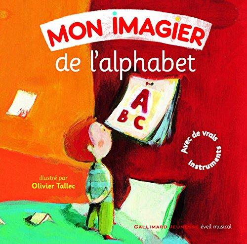 Mon imagier de l'alphabet par Bernard Davois
