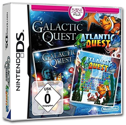 Atlantic Station (Atlantic Quest + Galactic Quest (DS))