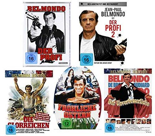 Bild von Jean-Paul Belmondo Fan Editon ( 5 DVDs)