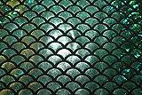 ASVP Shop Mermaid Maßstab Stoff Fisch Schwanz Material mit