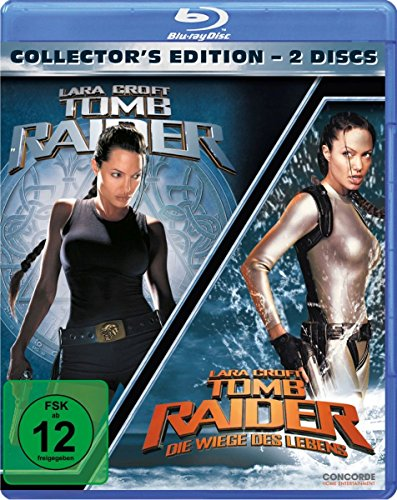 Bild von Tomb Raider 1 & 2 (Collector's Edition) [Blu-ray]