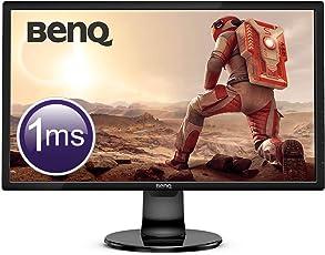 BenQ GL2460BH 60,96 cm (24 Zoll) Monitor (HDMI, 1ms, 75Hz, Full HD LED, B.I. Sensor, Eye-Care)