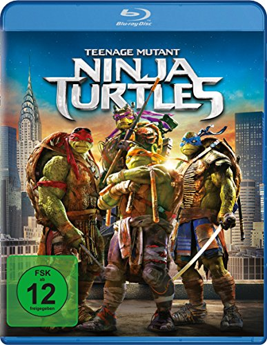 Bild von Teenage Mutant Ninja Turtles [Blu-ray]