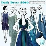 Daily Dress 2019 Wall Calendar