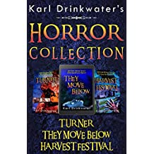Karl Drinkwater's Horror Collection (Collected Editions)