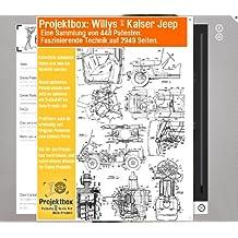 Willys & Kaiser Jeep: Deine Projektbox inkl. 448 Original-Patenten bringt Dich mit Spaß hinter die Geheimnisse der Technik!
