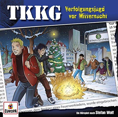 TKKG (199) Verfolgungsjagd vor Mitternacht - Europa 2016