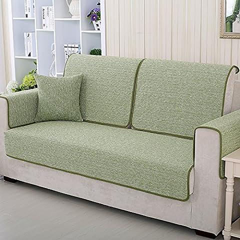 Yifom Protezione di mobili colori solidi lettino