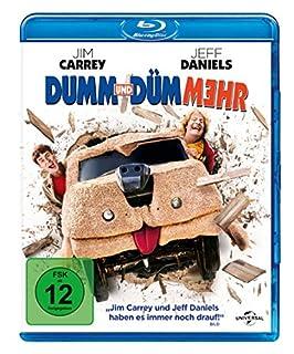 Dumm und Dümmehr [Blu-ray]
