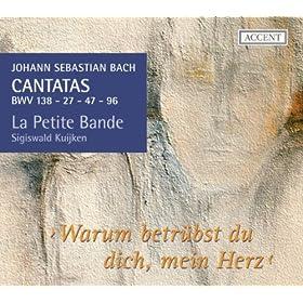 Warum betrubst du dich, mein Herz, BWV 138: Recitative and Chorale: Ich bin veracht (Bass, Soprano, Alto, Chorus)