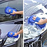 Lalang 1 Stück Auto-Wasch-Schwamm