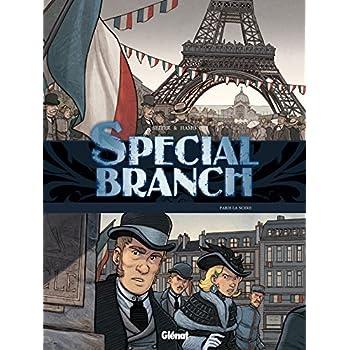 Special Branch - Tome 05: Paris la noire