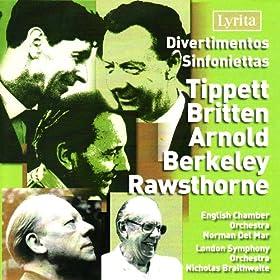Sinfonietta, Op. 1: II. Variations
