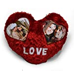 Mukesh Handicrafts Personalized Magical Cushion with 1 Photo