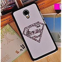 Prevoa ® 丨 Meizu M2 Note Funda - Colorful Hard Plastic Funda Cover Case para Meizu M2 Note 5.5 Pulgada Smartphone - 8