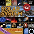 Solar System Calendar: A Visual Exploration of the Planets, Moons and Other Heavenly Bodies That Orbit Our Sun (2016 Calendar)