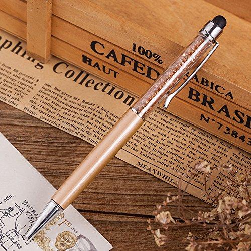 Creative Crystal Metal Pen Drehkugelschreiber Pen Pen Hotel Geschenk PenW (Th In Hotels)
