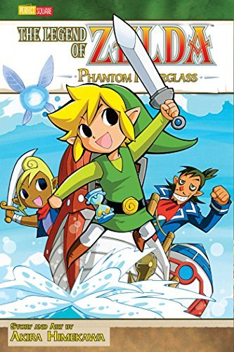 The Legend of Zelda, Vol. 10: Phantom Hourglass by Akira Himekawa (2010-09-07)