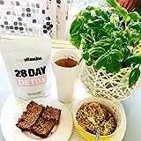 28 DAY SKINNY Bio-Tee by truevitamins. Der perfekte Begleiter bei einer vierwöchigen Detox, Diät, Fasten- und Reinigungskur. Hergestellt in Deutschland. - 5