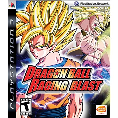 Namco Bandai Games Dragon Ball: Raging Blast, PS3 - Juego (PS3, PlayStation 3, Lucha, Spike, 13/11/2009, T (Teen), Fuera de línea, En