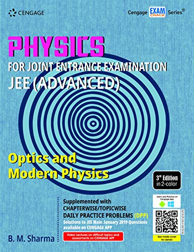 Physics for Joint Entrance Examination JEE (Advanced): Optics & Modern Physics