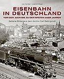 Eisenbahn in Deutschland von den 30er bis zu den späten 50er Jahren: Seltene Bilder aus dem Archiv Carl Bellingrodt