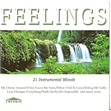 Instrumentals incl. Scarborough Fair (Compilation CD, 21 Tracks)
