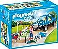 Playmobil 9278 - Mobiler Hundesalon Spiel von geobra Brandstätter Stiftung & Co. KG, de toys, GEOVR