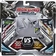Monsuno - Pack Battle, 2 Cores Seria 3 (Giochi Preziosi 29984)