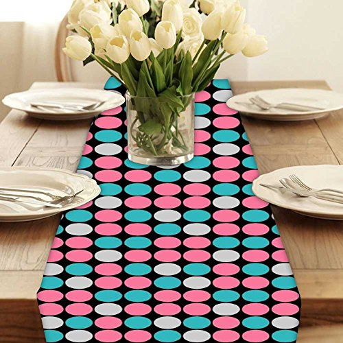 snoogg-background-spotter-modern-digitally-printed-pattern-table-runner-poly-cotton-canvas-fabric-ta