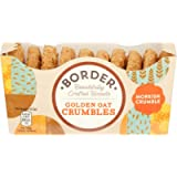 Border Golden Oat Crumbles Biscuits 150g (Pack of 6)